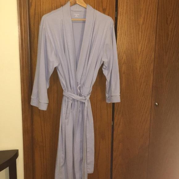 51cdc6615 Lands' End Intimates & Sleepwear | Lands End Supima Cotton Robe ...